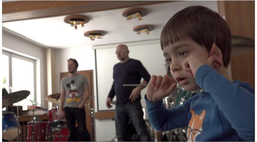Intenzivní kurz hry na bicí soupravu 3